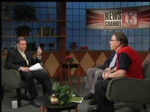 WNYT Forum 13 - Freihofer's Run with George Regan & Dr. Lou Snitkoff - May 19, 2013
