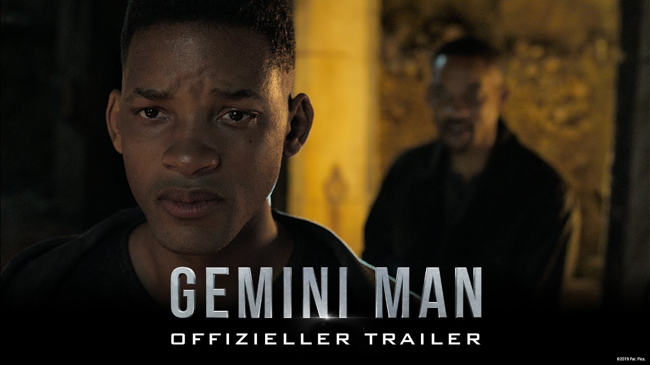 GEMINI MAN   OFFIZIELLER TRAILER 2   Paramount Pictures Germany