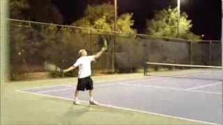 Johnny Tennis Match2 8 10 2013
