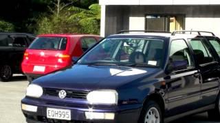 Volkswagen Golf 1997, 1.8L, Auto