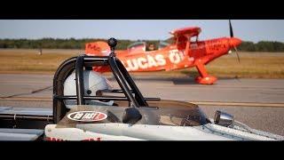 Jet Car vs. Airplane Race (Full Race)