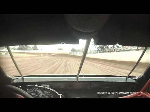 Shawn Kraft 12j heat part 2 Fayette County Speedway 7-26-17