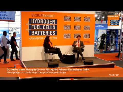 How hydrogen is contributing to the global energy challenge