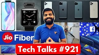 Tech Talks #921 - Xiaomi MIX Alpha, Google Play Pass, Vivo V17 Pro, Jio Fiber, Ola Bike, Xiaomi 8KTV