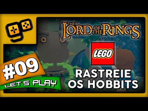Let's Play: Lego Lord of The Rings - Parte 9 - Rastreie os Hobbits