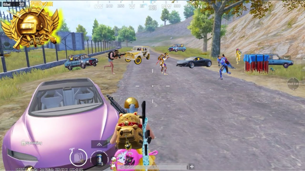 MY REALLY BEST GAMEPLAY with NEW DEVICE?Pubg Mobile