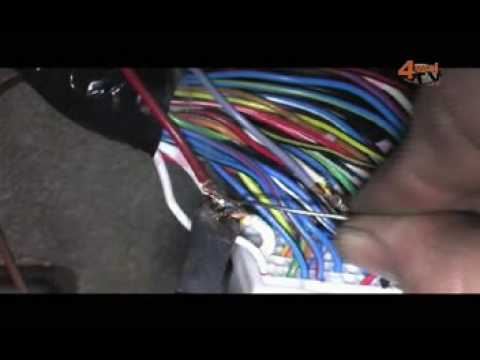 2013 Nissan Frontier Stereo Wiring Dpchip Fit Up To Nissan Gu Patrol Youtube
