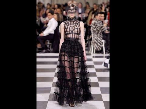 Vestidos de Alta Costura Christian Dior. Primavera-verano 2018   ELLE