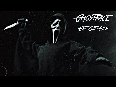 GhostFace Tribute Get Out Alive - Three Days Grace