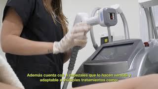 Centro de Medicina Estética - Láser Anti- Celulitis