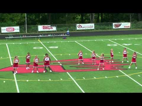 CGLR-A Waynesburg vs Carmichaels on 20120901 (HD)