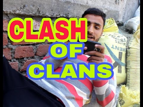 Clash of Clans CoC sad & funny video