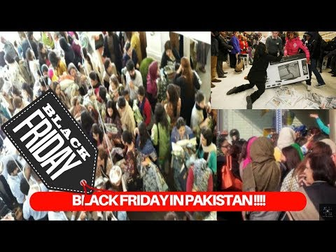 Best Deals for Black / Grand / White Friday Sale in Pakistan | Buying Guide and tips for best offers