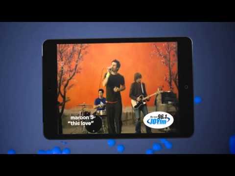 96.1 Joy FM TV Spot #1