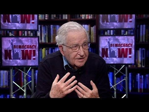 Noam Chomsky on Fascism: Could It Happen Here?