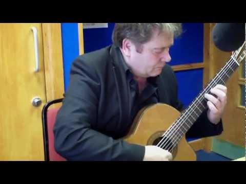 "Pat Coldrick - ""Scarborough Fair"" (Live with Michael Duffy on Dundalk FM)"