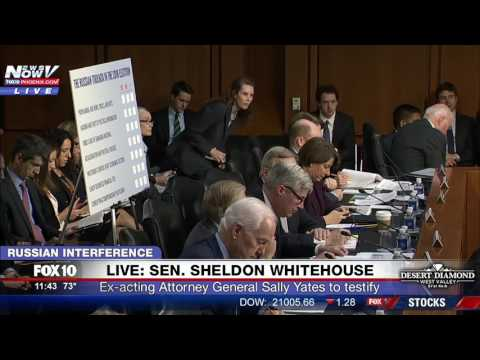 FULL HEARING: Sally Yates, James Clapper Testify About Flynn/Russia & Interference in Election FNN