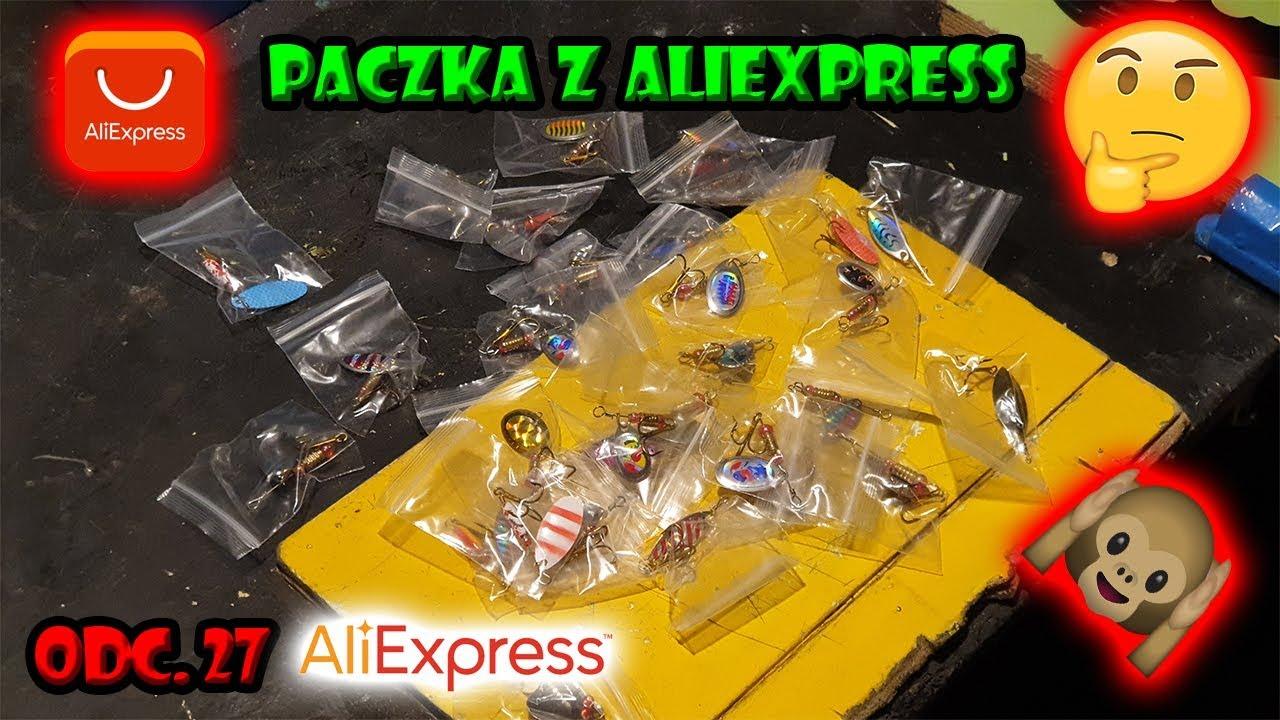 Paczka z AliExpress - OBROTÓWKI WĘDKARSIE #27