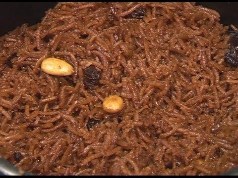 """ GUR WALE CHAWAL ENG Jaggery Sweet Rice "" Bajias Cooking"