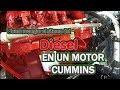 como purgar el sistema del diesel un motor cummins