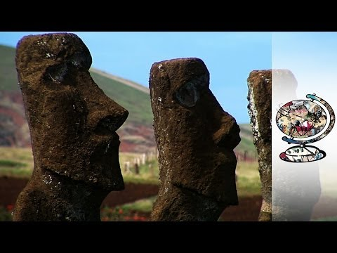 Ageing Rock Stars - Easter Island's crumbling monuments