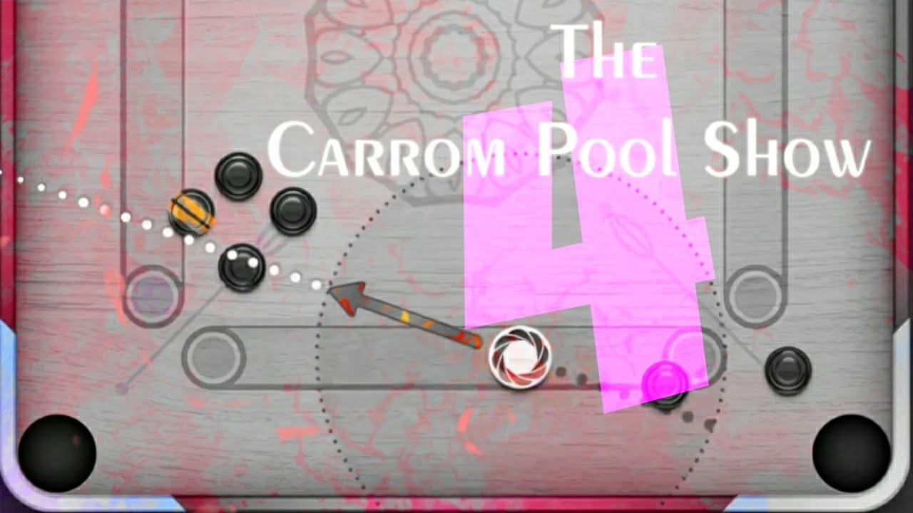 Crazy shots / Carrom Pool Show 4 / Carrom Pool Partha