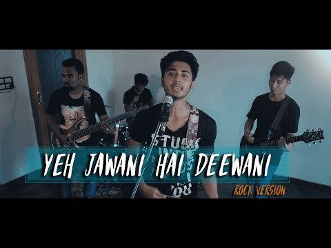 Yeh Jawani Hai Deewani | Kishore Kumar | Rock Cover | by SPAM