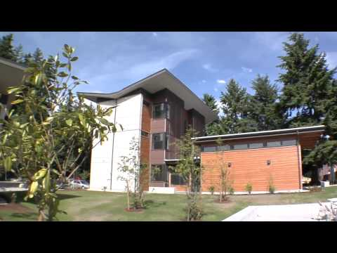 Living in the Bastyr Student Village - LEED Platinum Video (1 of 3)