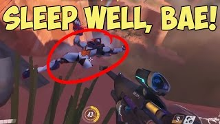 Overwatch ► FUNNY/FAILS & EPIC Moments #58