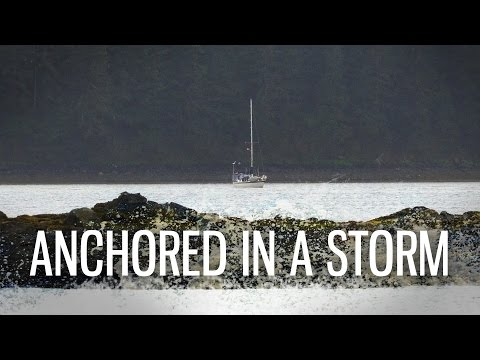 27. Anchored in A Storm