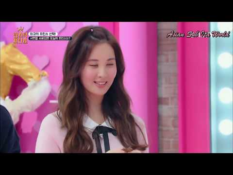 [SUB ITA] 170105 LIPSTICK PRINCE - Who Is The 6th Prince Chosen By Seohyun? EP 6