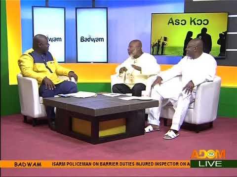 Badwam Mpensenpensenmu on Adom TV (17-4-18)
