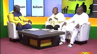 Badwam Mpensenpensenmu on Adom TV (17-4-18)