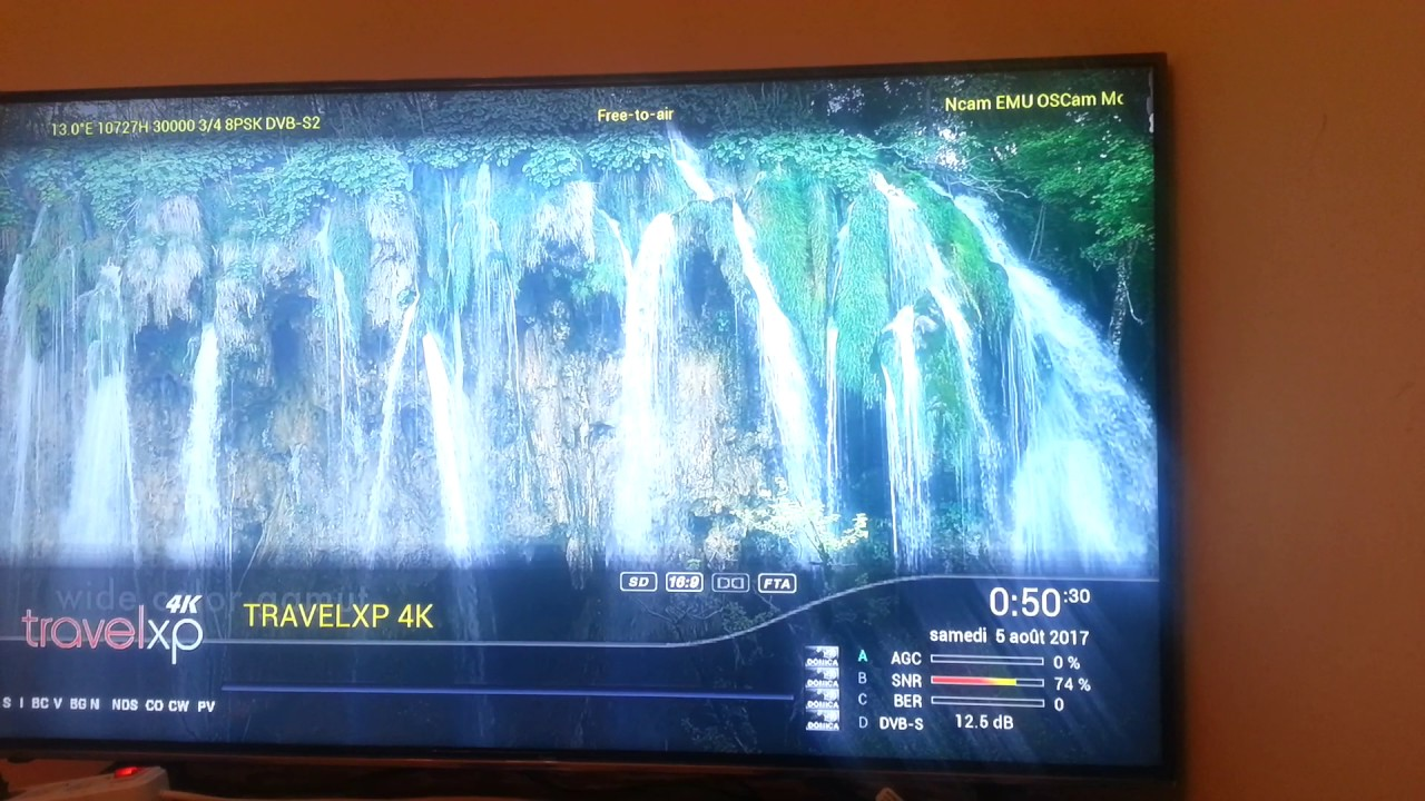Octagon sf4008 with UHD channel problem | Octagon Forum