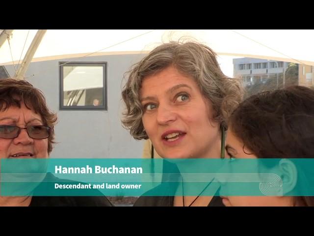 Tauranga National Māori Housing Conference 2016 – Richard Wickens, Te Aro Pa Papakainga Opening