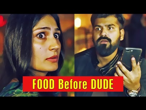 FOOD Before DUDE | Karachi Vynz Official