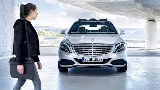 Mercedes-Benz FutureInsight Self-Driving Cooperative Car