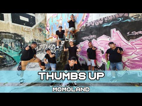 THUMBS UP By MOMOLAND (DJ FLAKO Remix) |SOUTHVIBES|