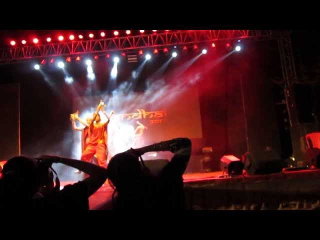 VIT's Gondhal 2014- Nashik dhol and lezim dance Travel Video