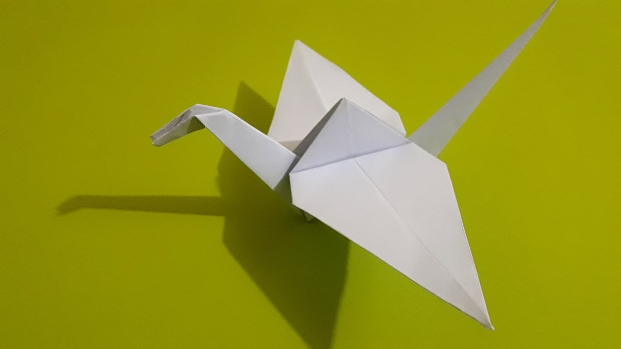 How to make a origami dragon with a4 paper