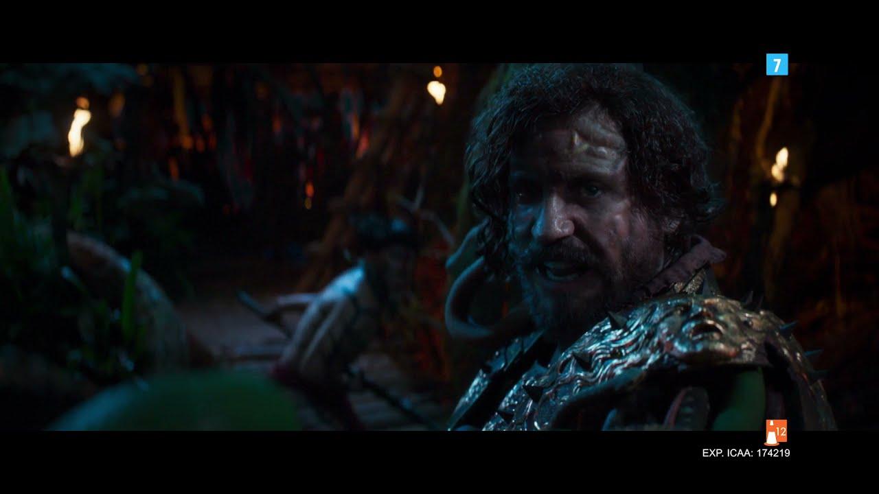 """Jungle Cruise   Escena: """"El mito es real""""   HD"""