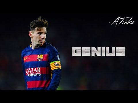 Leo Messi - Genius ● Skills & Goals 2015/16 | HD