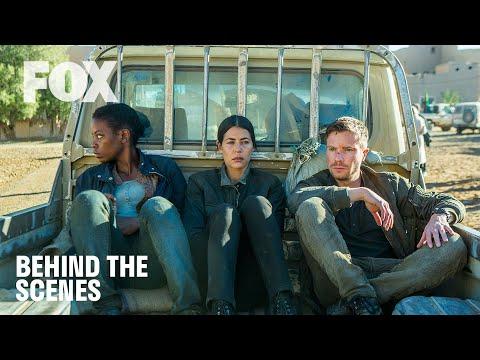 DEEP STATE   Behind The Scenes: Season 2 Overview   FOX TV UK