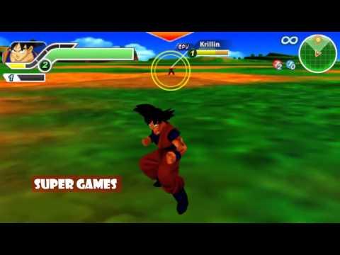 Dragon Ball Son Goku Vs Gohan Games Play Tes !!