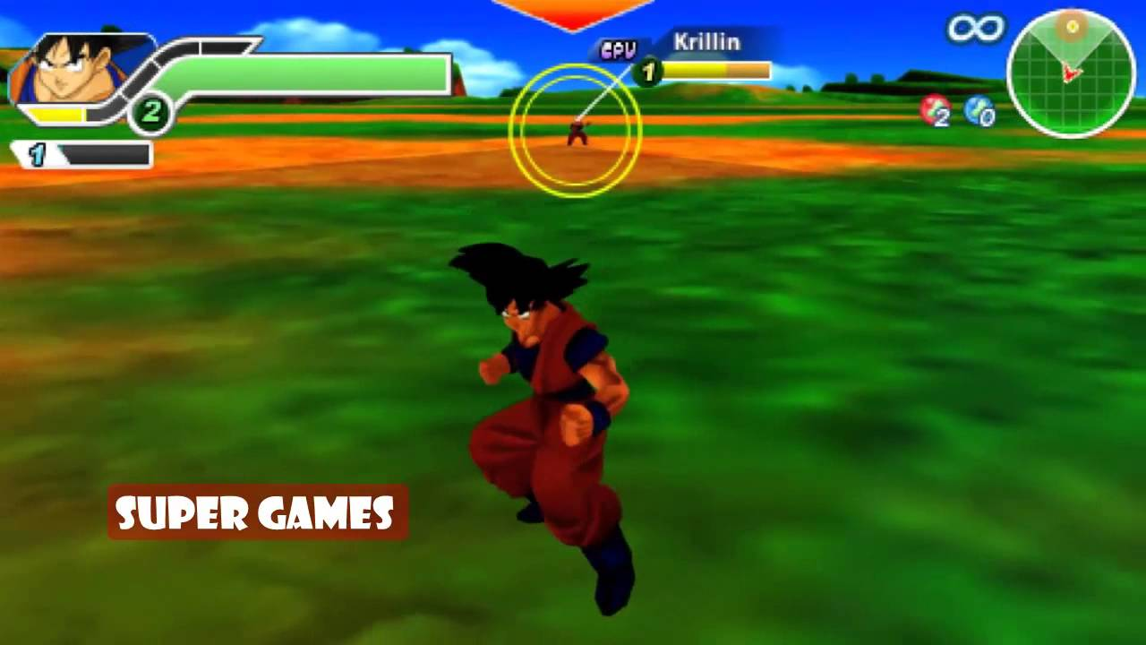 play games games to goku