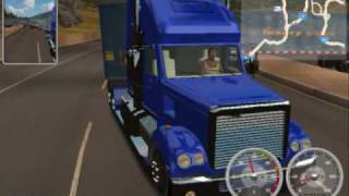 Awful PC Games: 18 Wheels of Steel American Long Haul Review