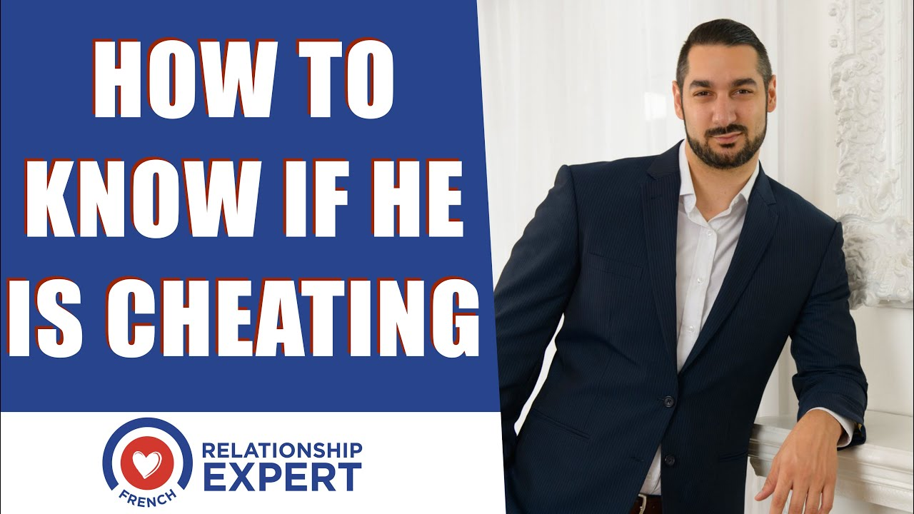 He is cheating: the 3 BIGGEST signs to look for!