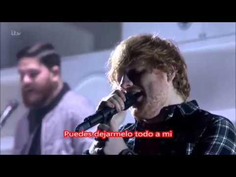 Rudimental - Lay it all on me (Feat. Ed Sheeran) /SUBTITULADA AL ESPAÑOL/