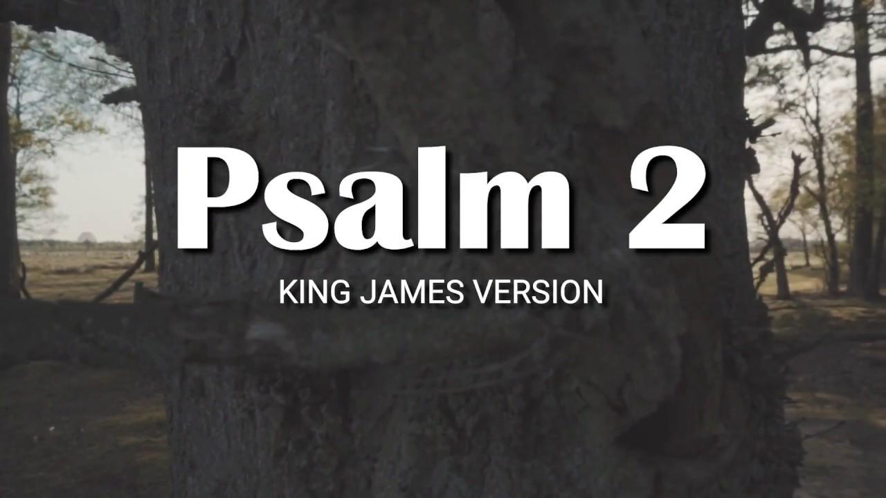 Psalm 2 Audible Bible KJV   Audio Bible Psalms