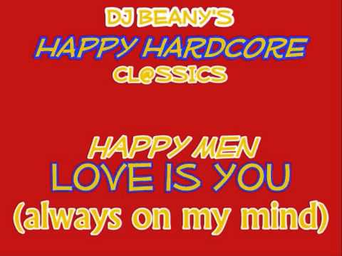 happy men - love is you.